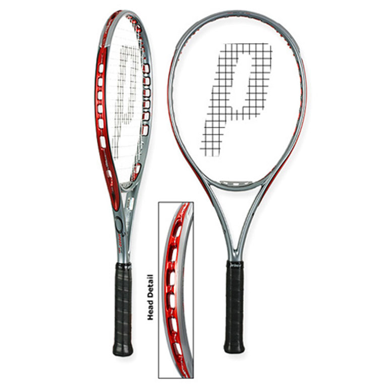 Vợt tennis Prince 03 SP Red