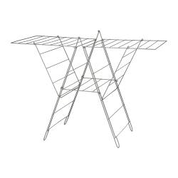 Giàn phơi đứng Ikea - FROST / Drying rack, floor