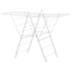 Giàn phơi đứng IKEA - FROST Drying rack, floor