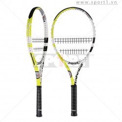 Vợt tennis Babolat XS 102 Yellow grip 2