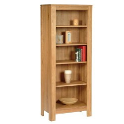 Kệ sách 5 ngăn (Oak Bookcase Tall) Oak Ranges_40