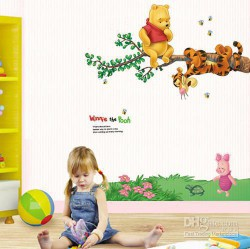 Decal winnie the pooh